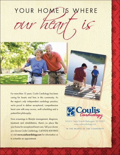 42 best Hospital Advertising images on Pinterest ...  Cardiology Ads